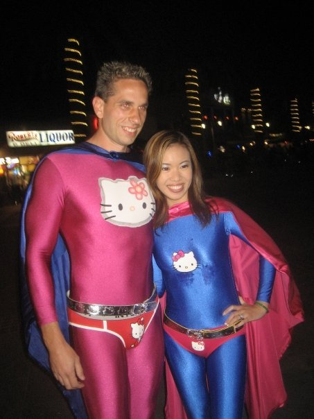 Hello Kitty Superhero!